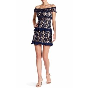 NWT Romeo & Juliet Couture Off The Shoulder Dress